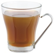 Cup with inox