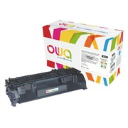Toner Armor Owa compatible HP 05A-CE505A black for laserprinter