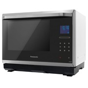 Panasonic NN-CS894S - microwave oven with convection and grill - freestanding - stainless steel