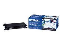 TN135BK BROTHER HL4040CN TONER BLACK HC (120005440076)