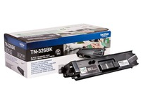 Brother TN326BK - noir - original - cartouche de toner (TN-326BK)