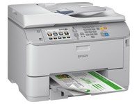 Multifonction Jet d'encre  Epson WorkForce Pro Gris (C11CD14301)