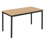 Multi-use eco table 120 x 60 cm beech