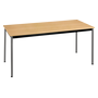Table de bureau Multi-usage Éco hêtre 160 x 80 cm